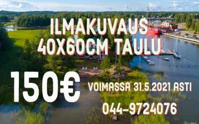 ILMAKUVAUS 40X60 TAULU
