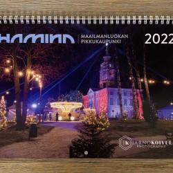 HAMINA KUVAKALENTERI 2022