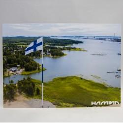 Hamina postikortti nippu 10.5x15cm