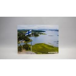 Suurlippu postikortti 10.5x15 cm